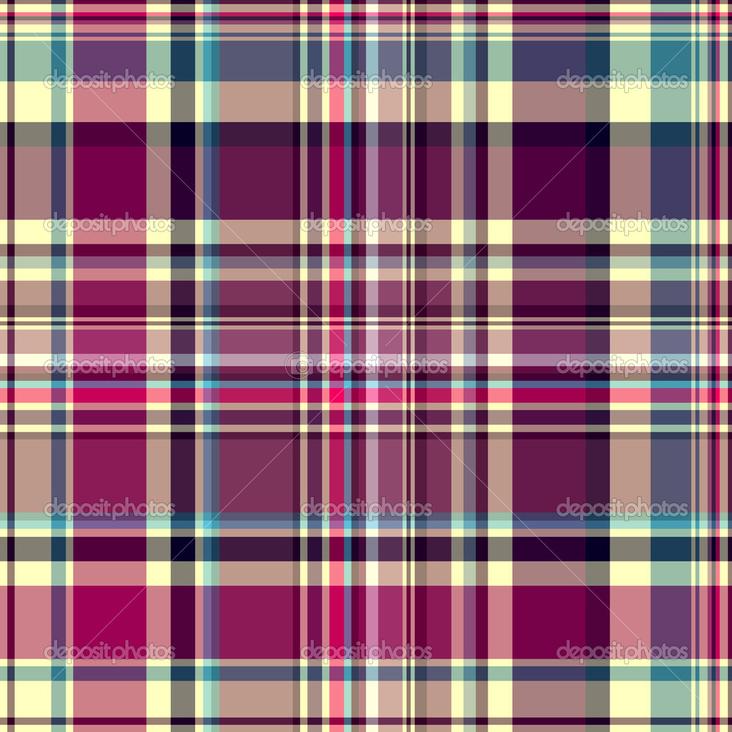 Checkered Design Seamless Checkered Pattern Stock Vector Ac Olgadrozd 2515313