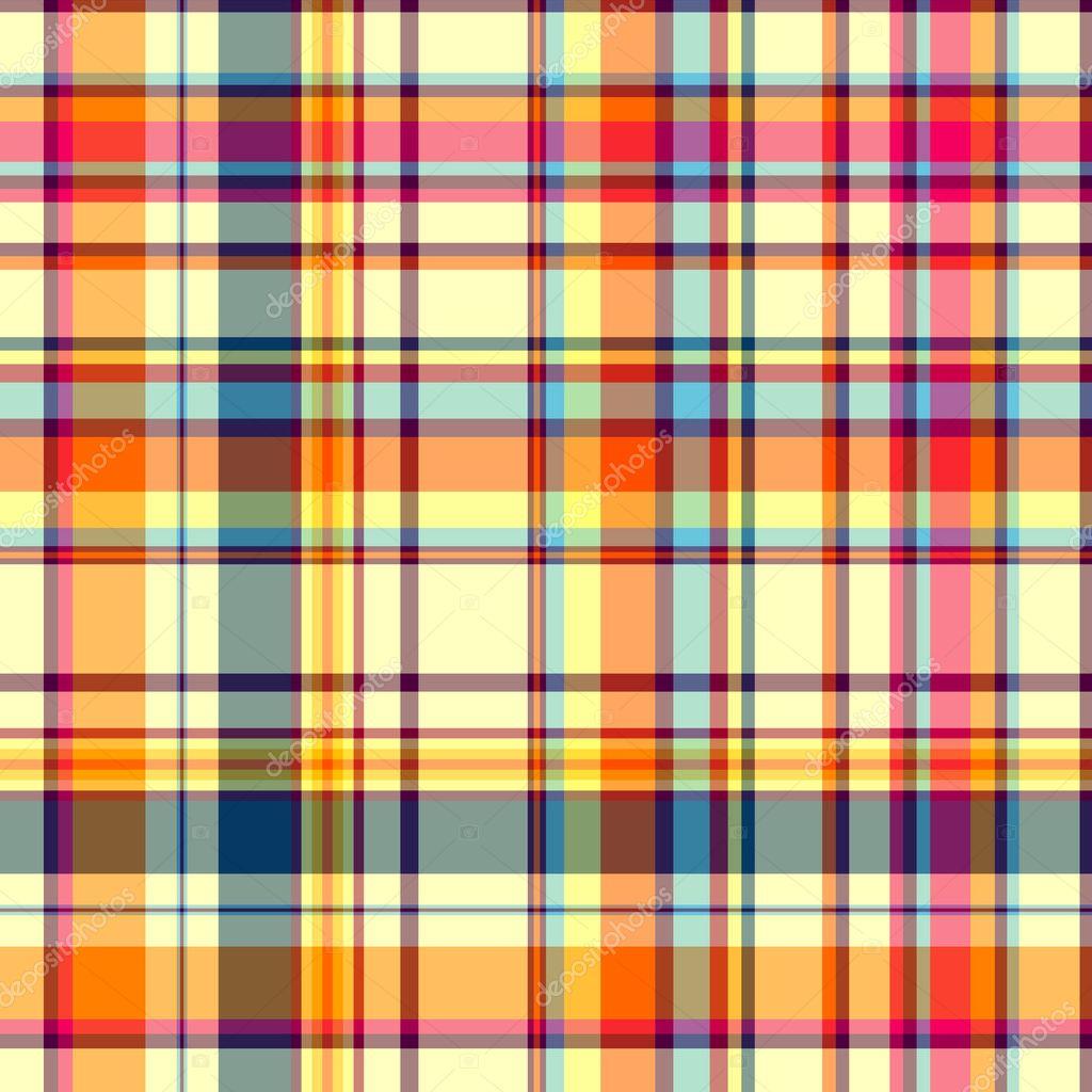 Checkered Design Seamless Checkered Pattern Stock Vector Ac Olgadrozd 2515317