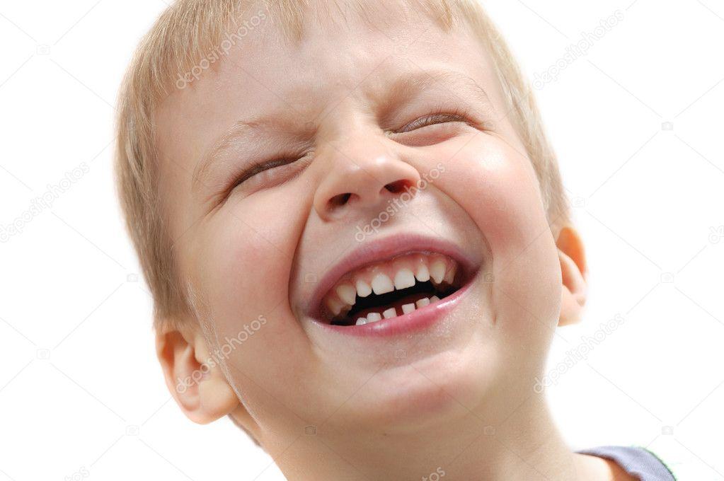 Laughing Child Stock Photo 169 Cherry Merry 1288807