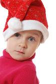 Cute Christmas child