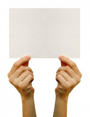 Card blank