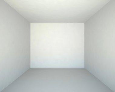 "Картина, постер, плакат, фотообои ""Empty room"", артикул 1035303"