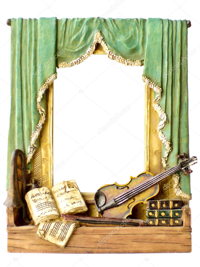 Photo Frames Music Stock Photo 169 Observer 1015613