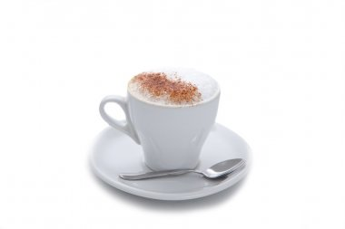 Coffee cup cappuccino