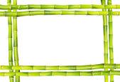 bambusový rám