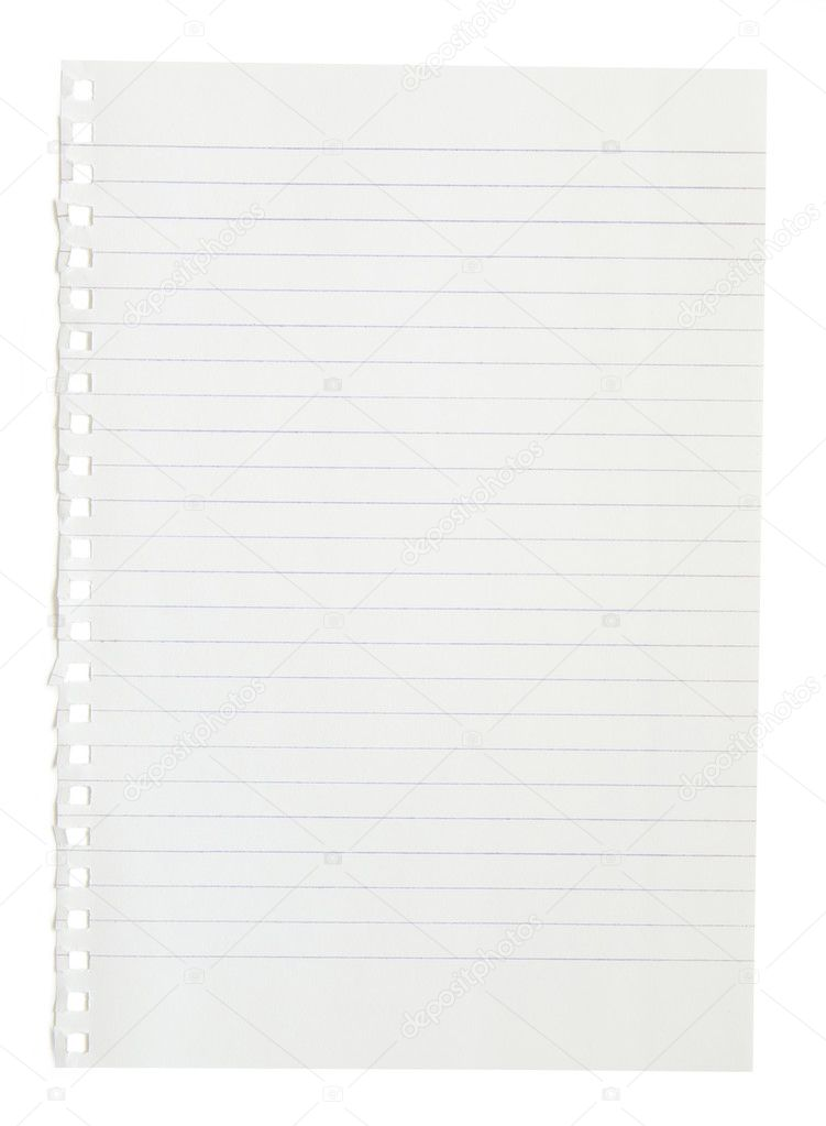 Page notebook