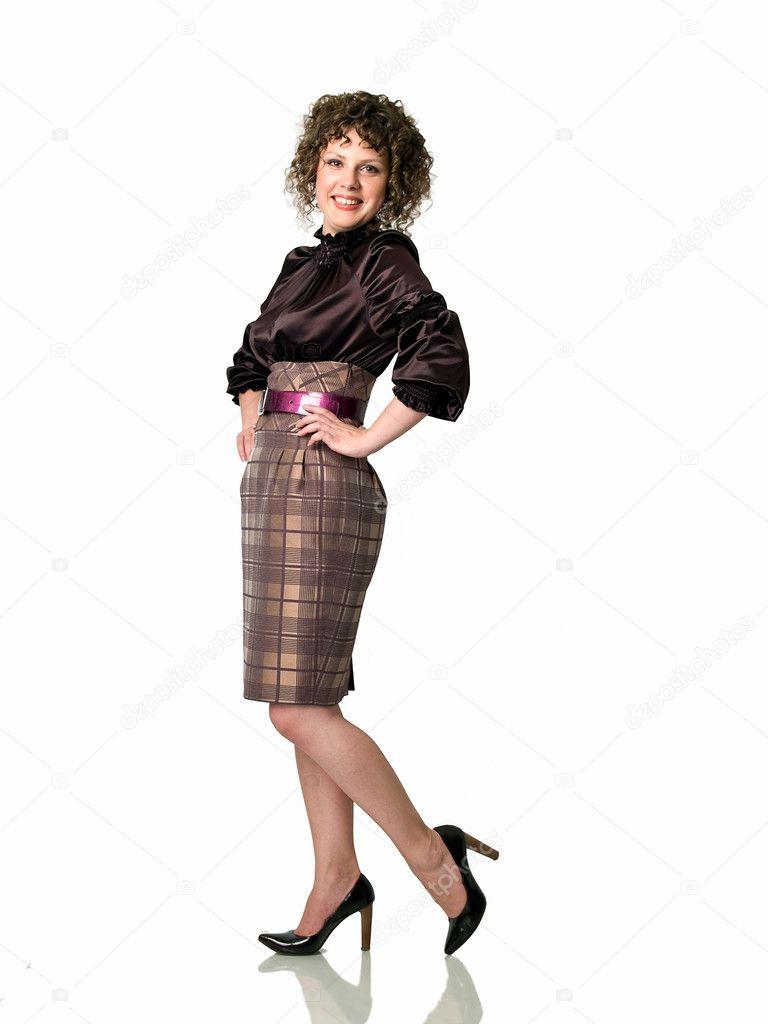 Фото бизнес леди на каблуках