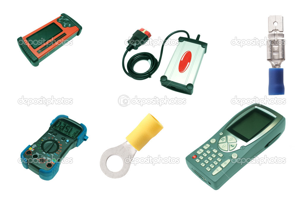 Connectors and diagnostic devices