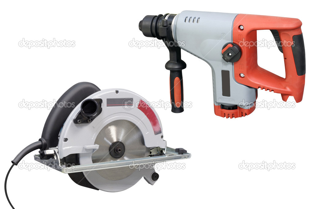 Perforator and electric saw