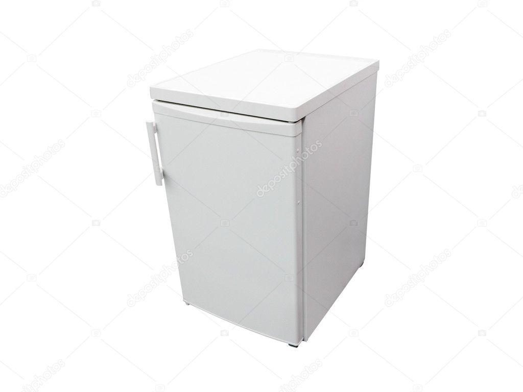 kleine dunkle grau Kühlschrank — Stockfoto © uatp12 #2169360