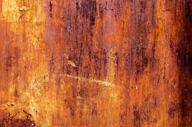 Rusty grunge iron surface