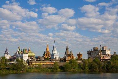 Izmaylovskiy park in Moscow
