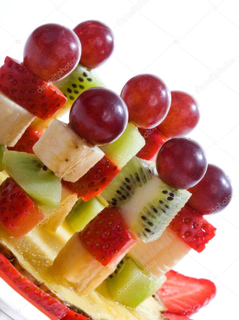 канапе фруктовое рецепты с фото