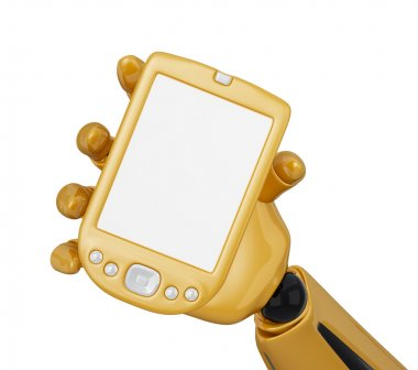 Look to the gold pda