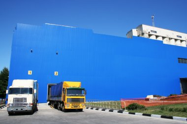 Two lorries