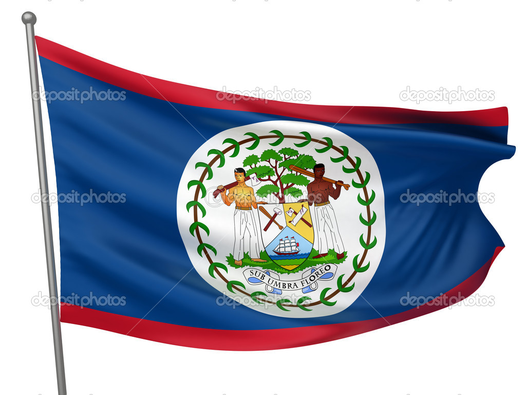 Belize national flag stock photo megastocker 1734349 belize national flag photo by megastocker biocorpaavc Image collections