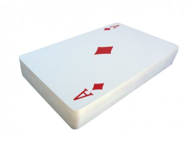 Log of the playing cards