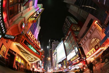 NEW YORK CITY - Broadway street