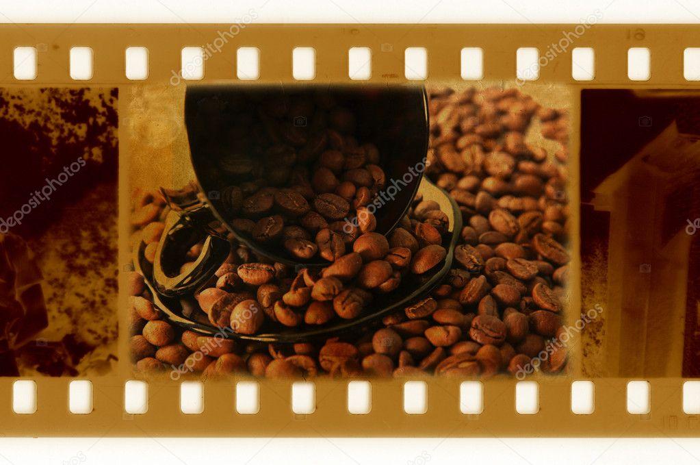 заготовка фотопленка с большим зерном отделочные