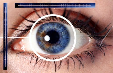 Scan cyber eye for security
