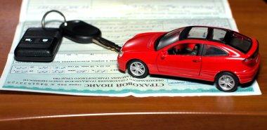Insurance of car.