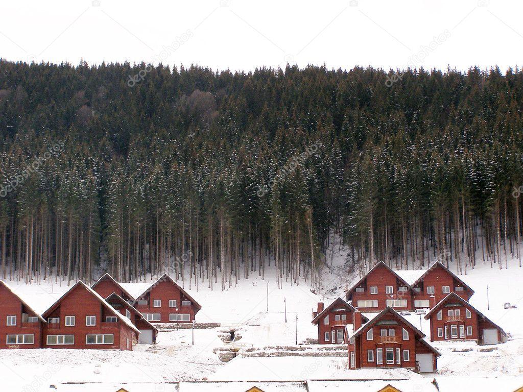 Settlement in the Carpathians