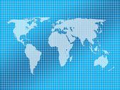 háttér terek és a világ Térkép