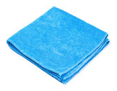 Fotografie Blue microfiber duster