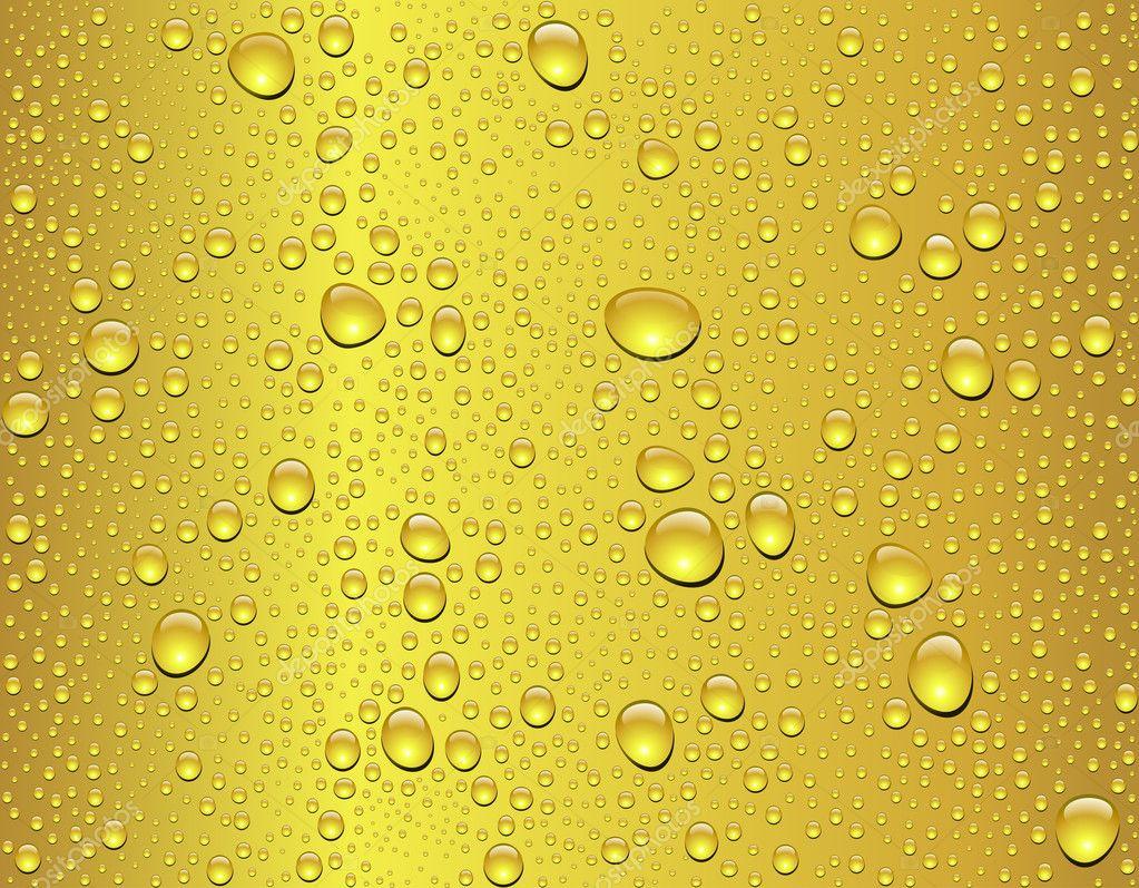 Seamless beer drop texture