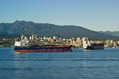 kontejnerových lodí a north vancouver