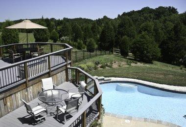 Backyard Pool 3
