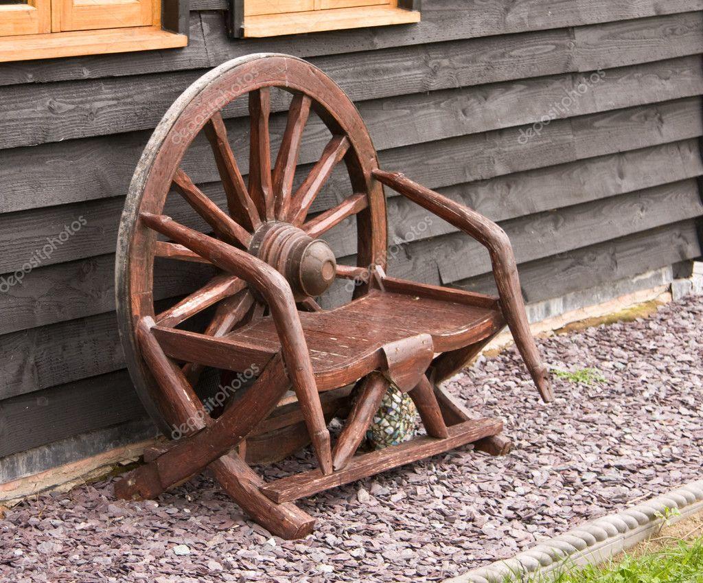 Stühle Stockfoto Rustikale steveheap1175612 — © b7y6fg