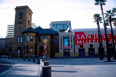 San Jose Art Museam