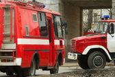 požární vozy