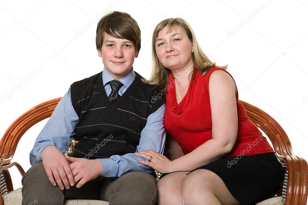 голая мама и сын фото бесплатно