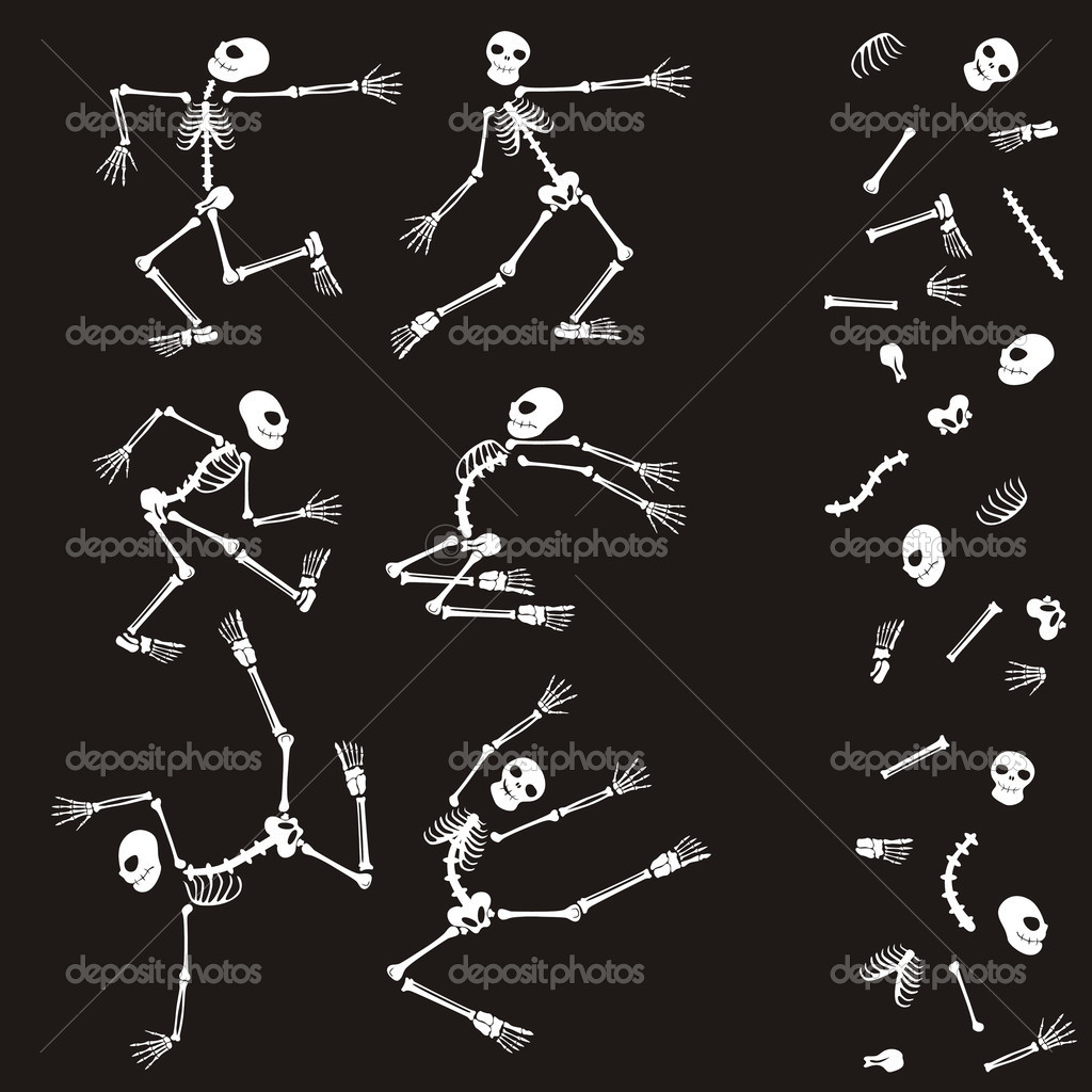 Make your skeleton