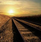 Photo Rail track