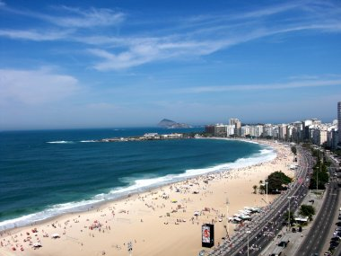 Copacabana- ethernal paradise