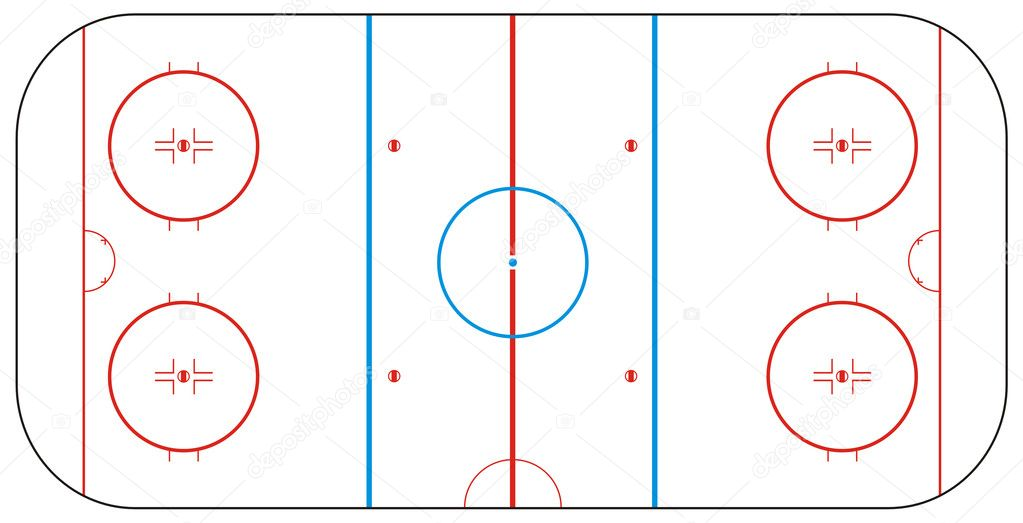 Hockey Rink Diagram Full Page Wiring Diagram Portal