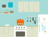 Fotografie Küche