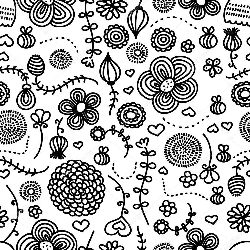 Seamess pattern