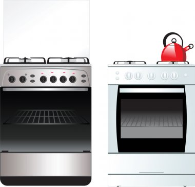 Different Kitchen Stove