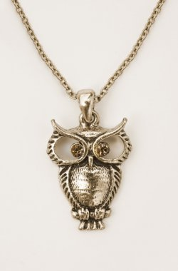 Owl jewel