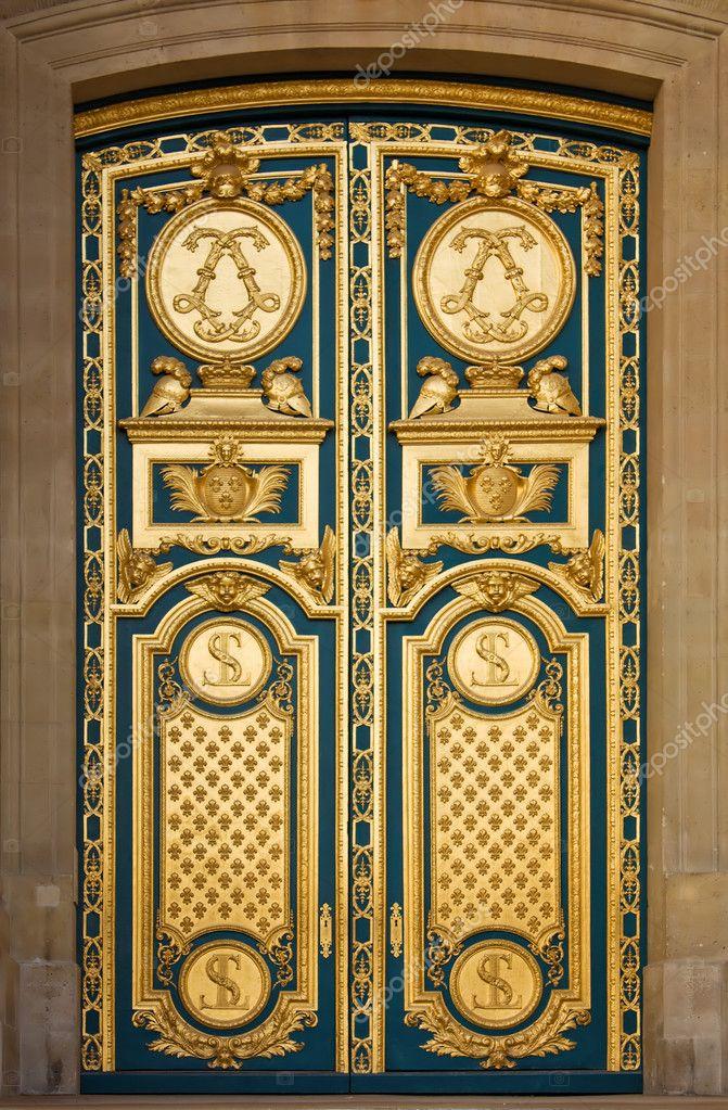 Ornate Door u2014 Stock Photo & Ornate Door u2014 Stock Photo © ninette_luz #2032249