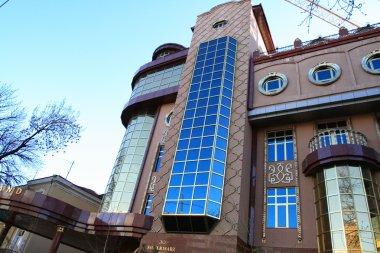 Building in Tashkent