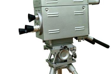 Retro video camera