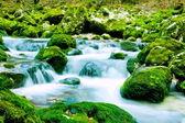 Fotografia acqua che scorre