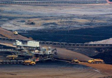 Coal open-pit