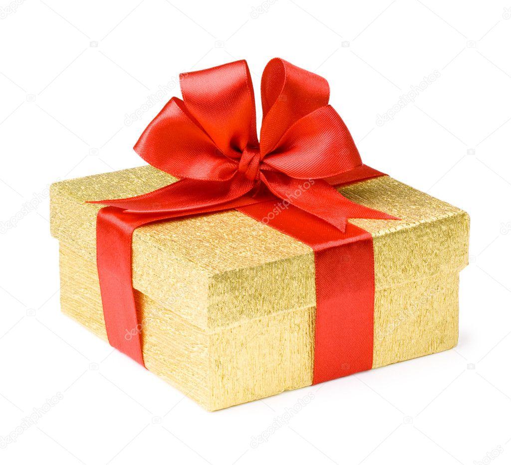 Gold box