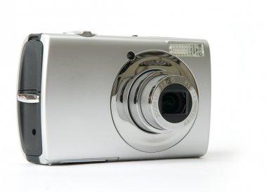 Small metal Digital photo camera